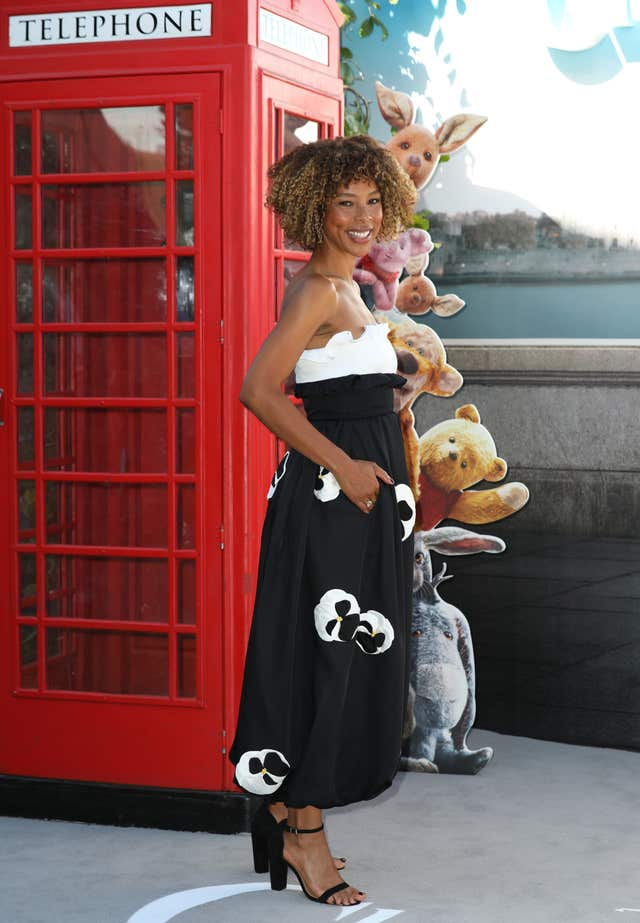 Sophie Okonedo  at a premiere