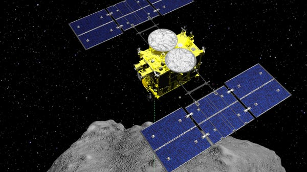 Japan awaits return of spacecraft with asteroid soil samples
