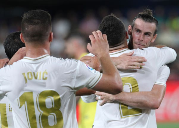 It was an eventful evening for Gareth Bale at Villarreal