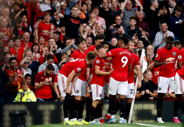 Manchester United inflicted Frank Lampard's heaviest defeat as a manager with a 4-0 win against Chelsea