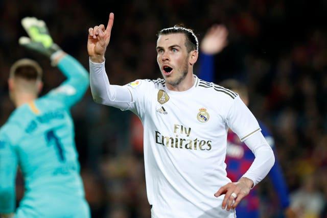 Gareth Bale's strike was disallowed