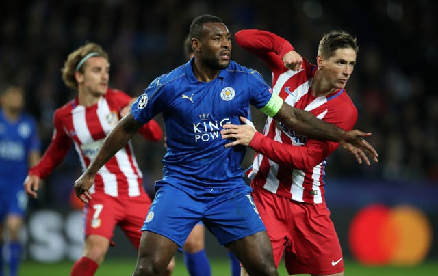 Leicester lost to Atletico Madrid in the Champions League quarter-finals in 2016-17