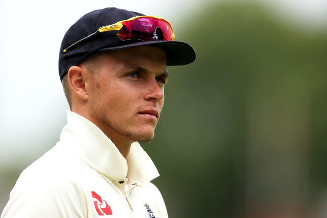 Sam Curran could come back into the England fold for the second Test at Lord's