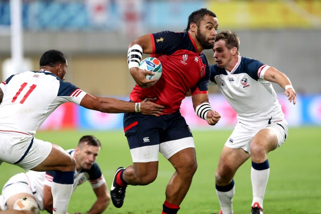 Billy Vunipola is likely to miss the France clash