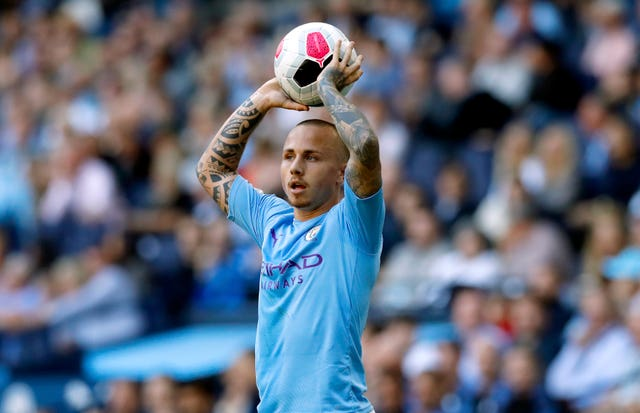 Angelino rejoined City from PSV Eindhoven