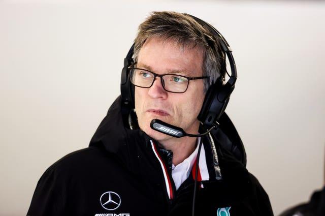 James Allison has helped Mercedes dominate Formula One