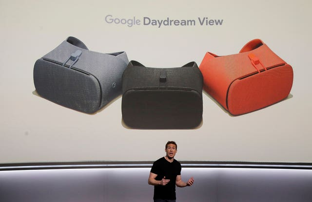 Google's Juston Payne speaks about the Google Daydream View