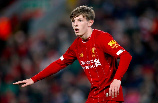 Liverpool midfielder Leighton Clarkson learned from Steven Gerrard at the club's academy