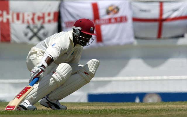 Brian Lara holds the record for the highest score in Test cricket (Rebecca Naden/PA)