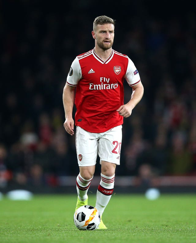 Shkodran Mustafi File Photo