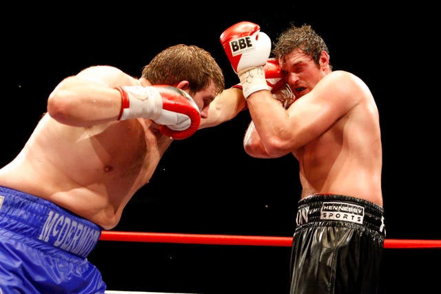 Tyson Fury was fortunate not to lose to John McDermott