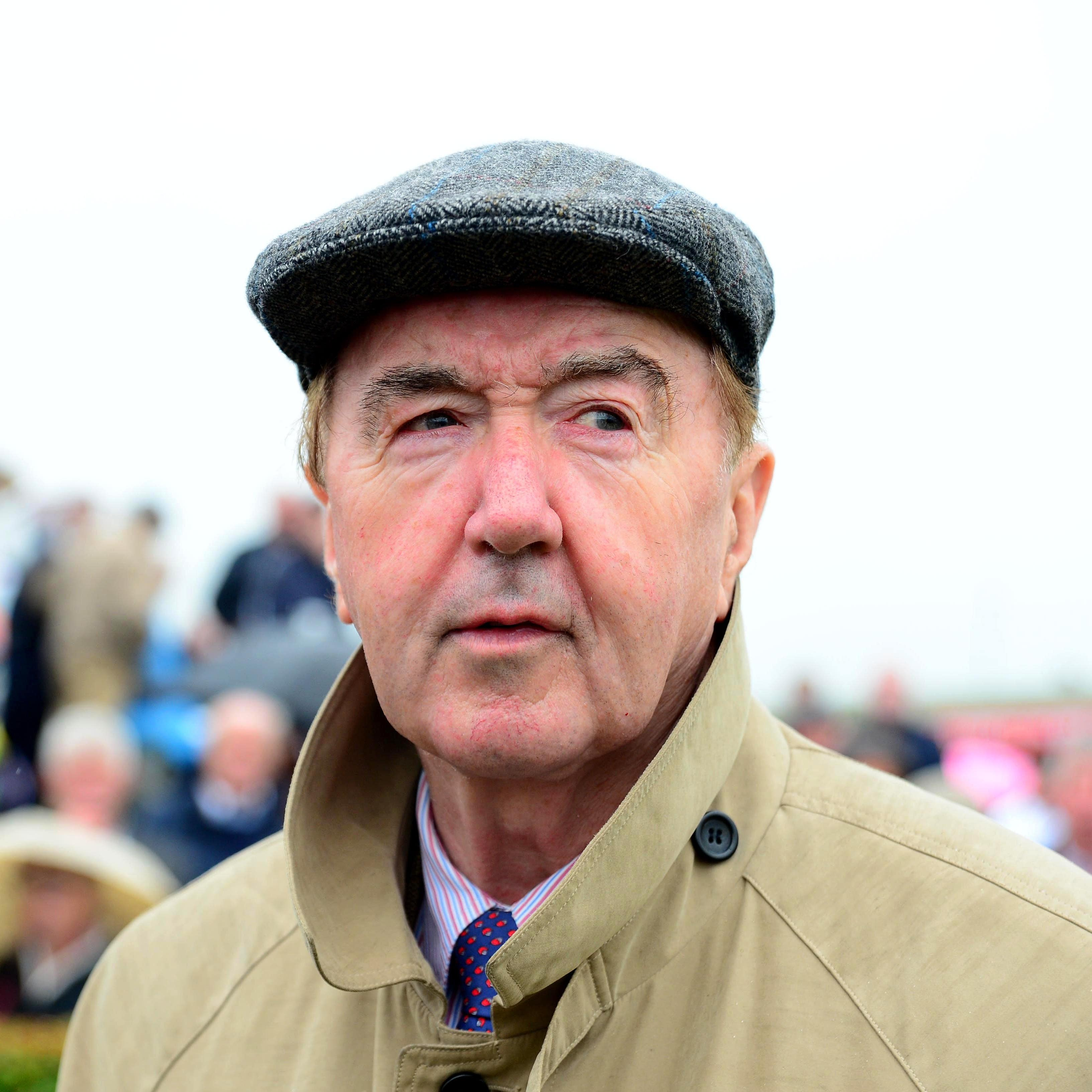 Dermot Weld achieved the best result for the Europeans at Arlington