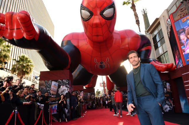 "World Premiere of ""Spider-Man: Far From Home"" – Red Carpet"