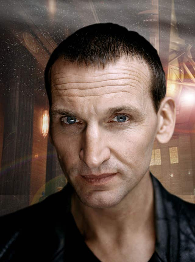Christopher Eccleston played The Doctor when the show was revived in on the BBC in 2005.