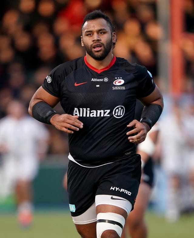 Billy Vunipola File Photo
