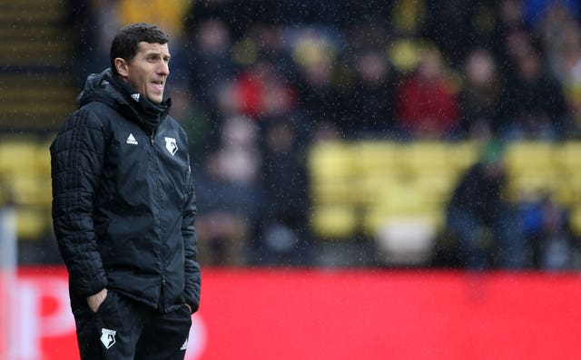 Javi Gracia was bewildered