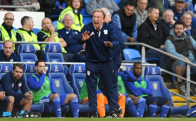 Neil Warnock's Cardiff side are finally up and running in the Premier League.