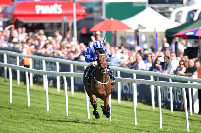 Taghrooda won the Oaks and King George for Hanagan