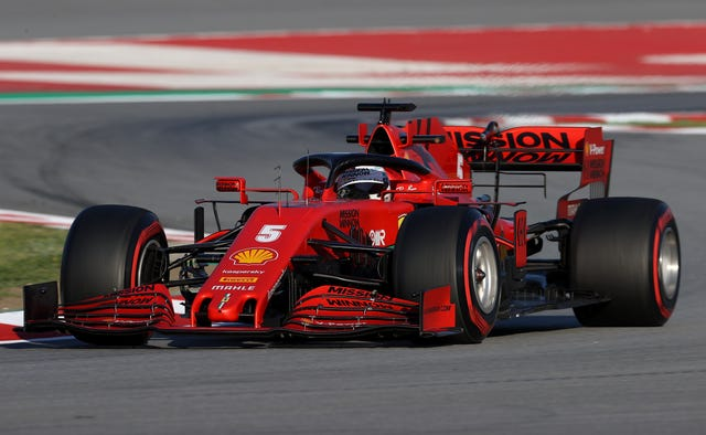Th F1 season has been delayed until the end of June at the earliest (David Davies/PA)