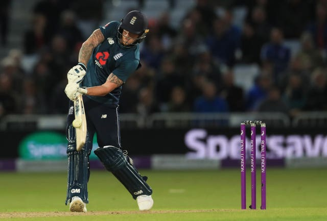 Ben Stokes emerged as the match winner
