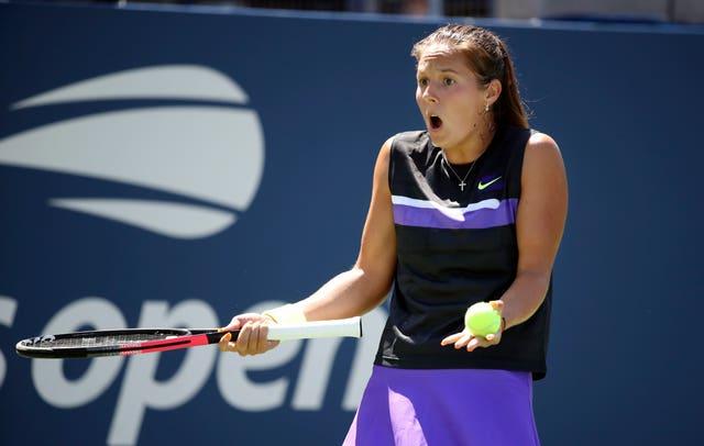 Daria Kasatkina is a former top-10 player