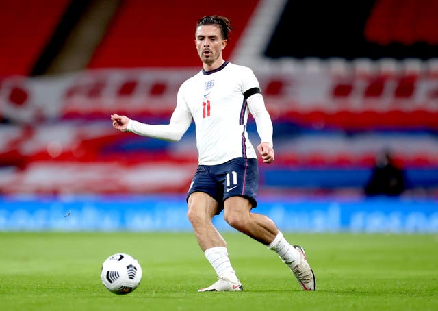Grealish was man of the match against Wales but did not feature in the two Nations League matches