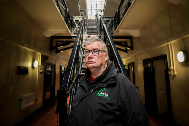 Crumlin Road Gaol Troubles Tour
