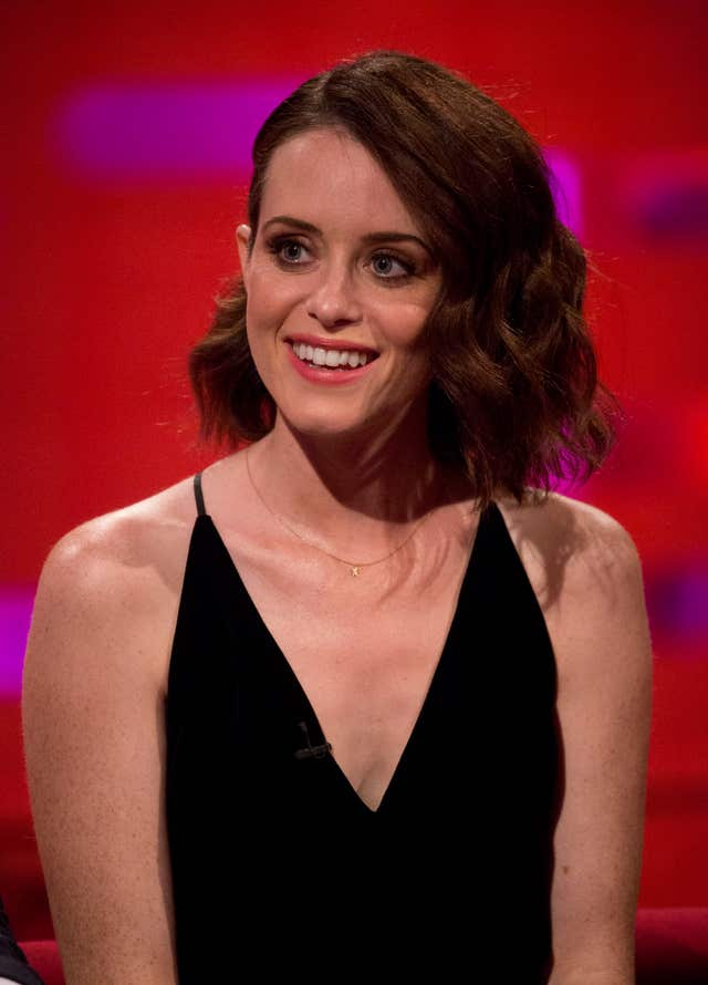 Claire Foy (BBC/PA)
