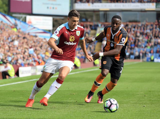 Burnley v Hull City – Premier League – Turf Moor