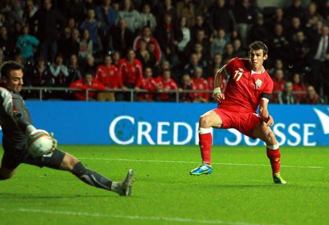 Soccer – UEFA Euro 2012 – Qualifying – Group G – Wales v Switzerland – Liberty Stadium