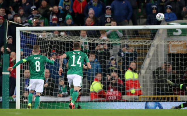 Steven Davis' penalty miss proved costly