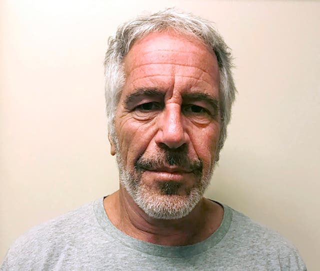 Jeffrey Epstein Associate