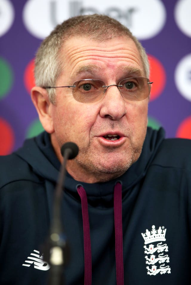 England coach Trevor Bayliss expects a tough test from the West Indies.
