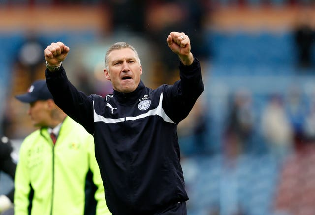 Pearson guided Leicester to safety after a dreadful first half the 2014/15 season
