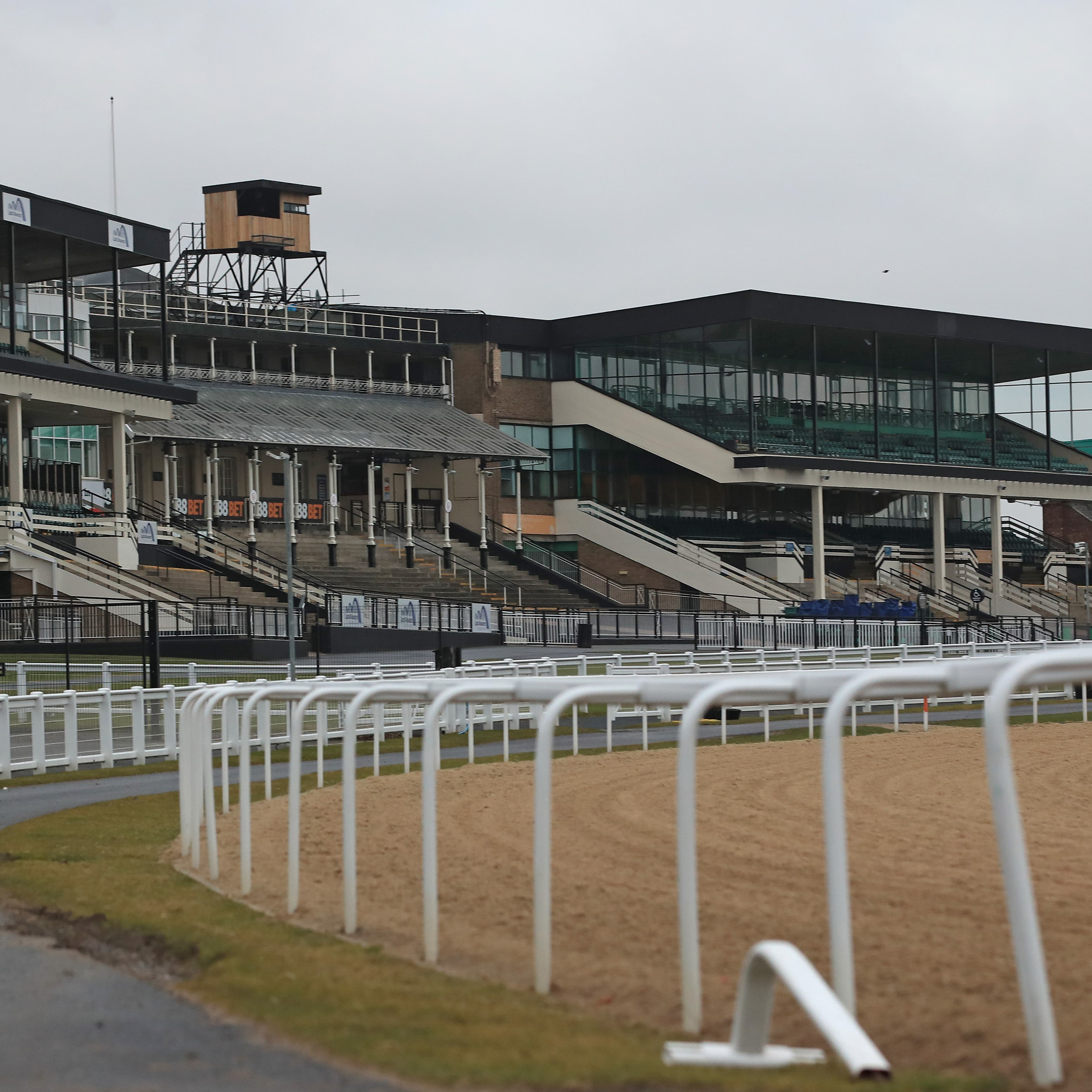 A big day is in store at Newcastle on Saturday