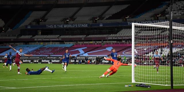 West Ham United v Chelsea – Premier League – London Stadium