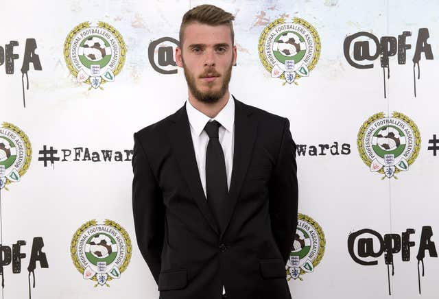 De Gea regularly receives personal accolades but team trophies have been more elusive