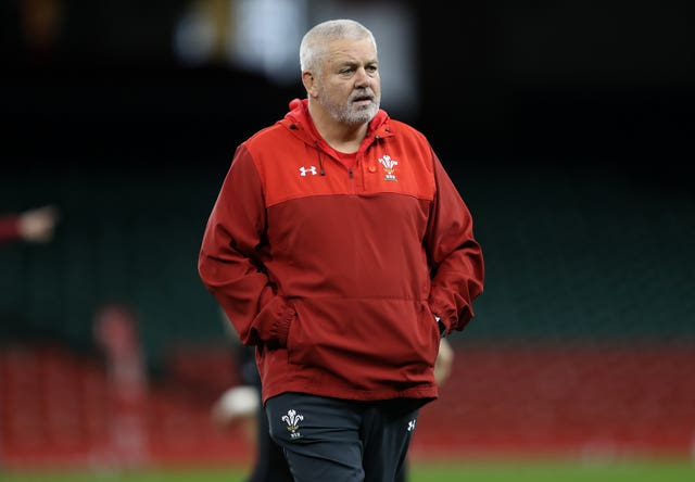 Wales Training and Press Conference – Principality Stadium