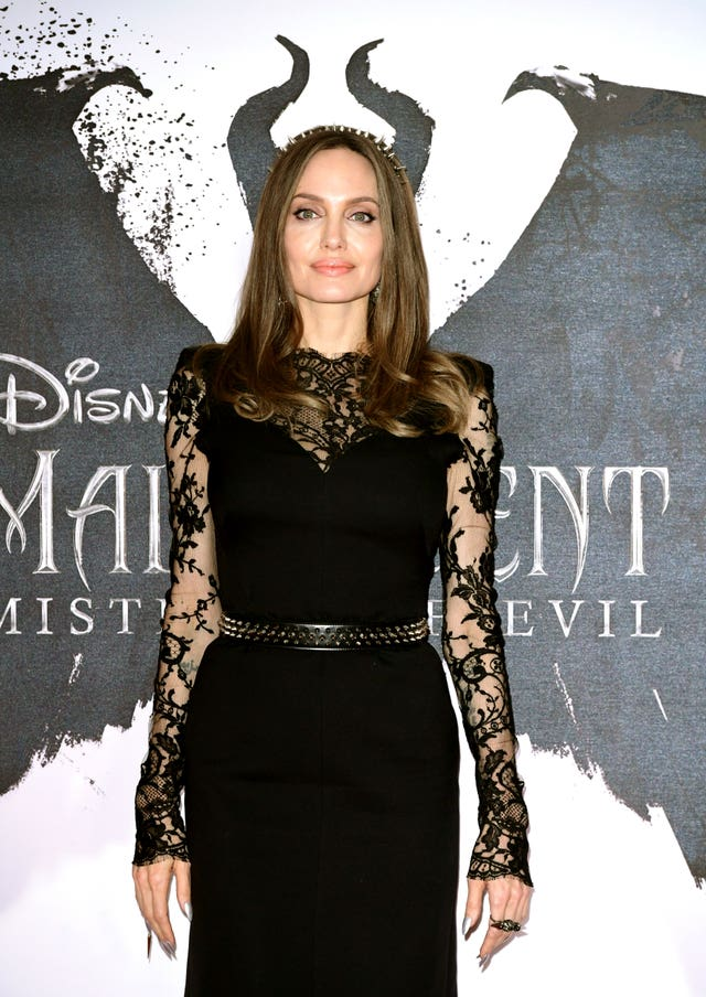 Maleficent: Mistress of Evil Photocall – London