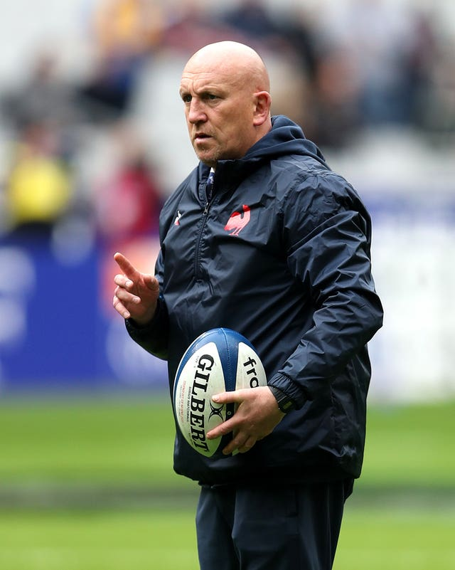 Shaun Edwards has made an impressive start with France