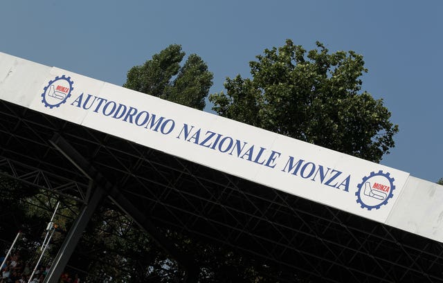 Monza will be on the 2020 calendar