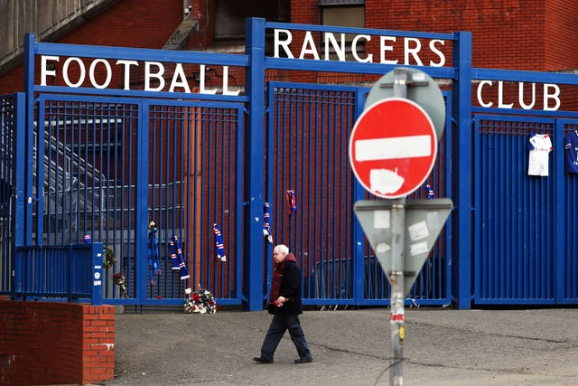 Rangers have made their displeasure at the SPFL known