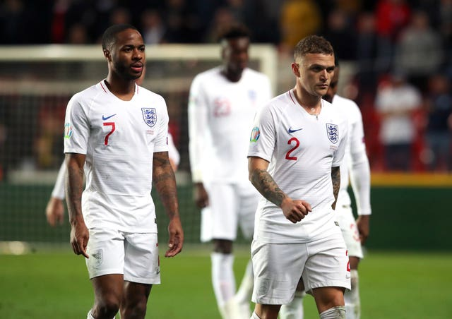 Defeat in Prague means England are not yet guaranteed qualification
