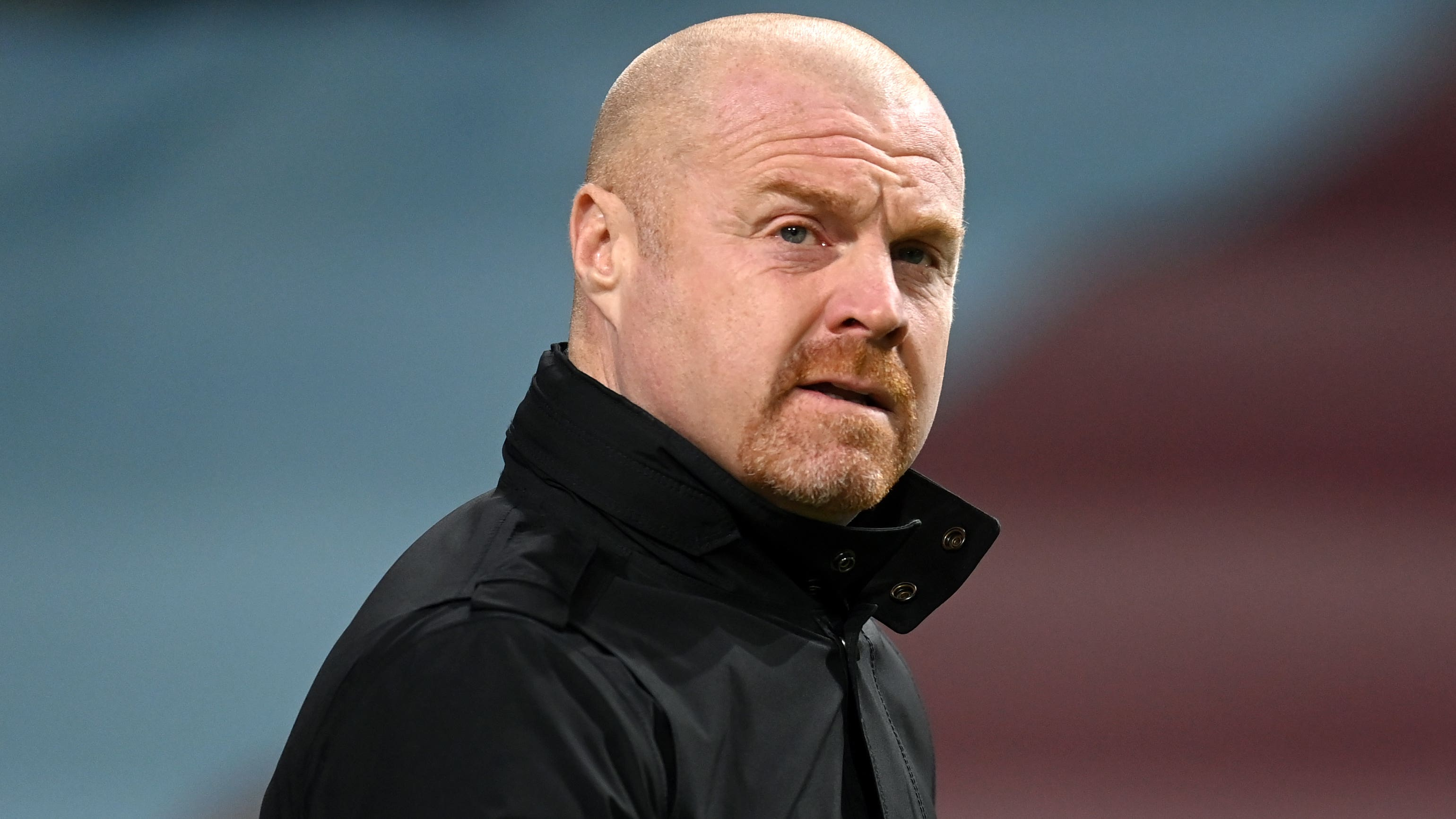 Sean Dyche pleased with Burnley's progress
