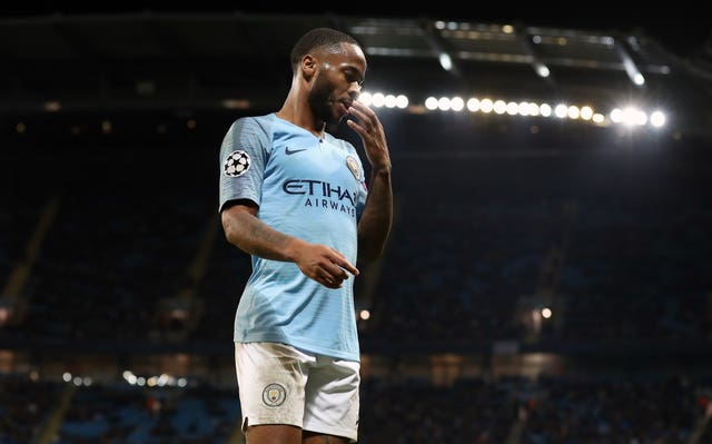 Raheem Sterling was the victim of alleged racial abuse against Chelsea