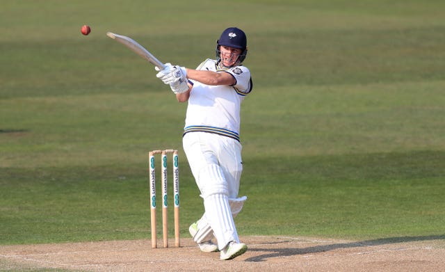 Gary Ballance was on form for Yorkshire