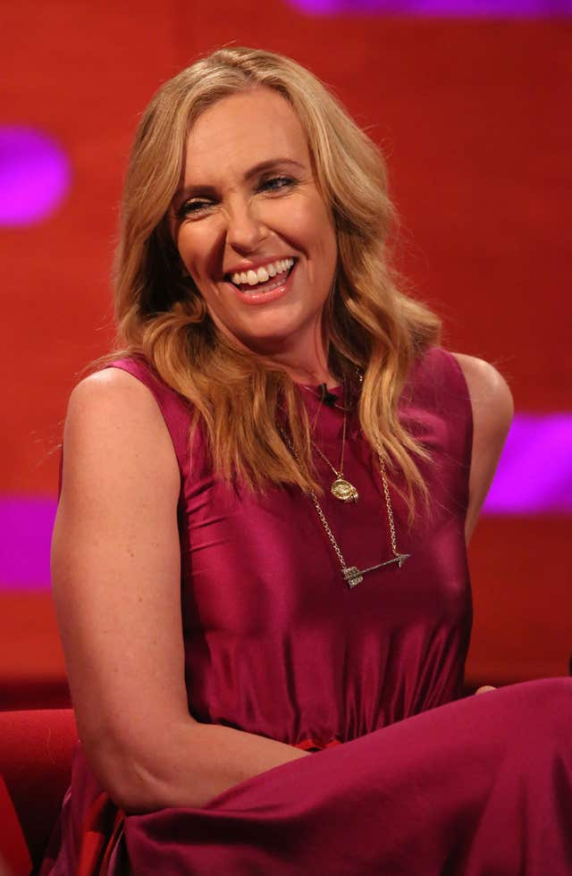 Toni Collette on the Graham Norton Show