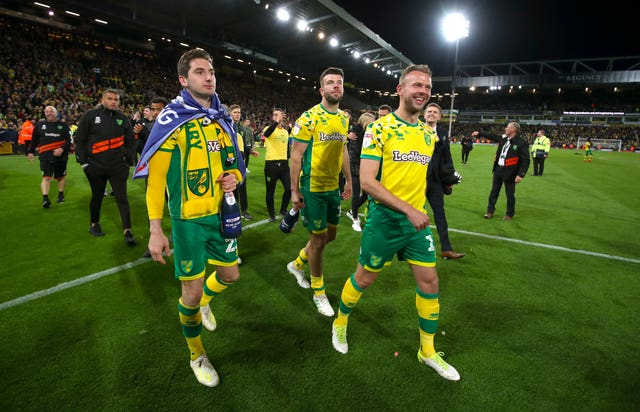 With Norwich and Sheffield United already promoted the Championship play-off places remain the focus of attention