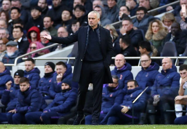 Mourinho says he will have to prioritise one of the next two matches