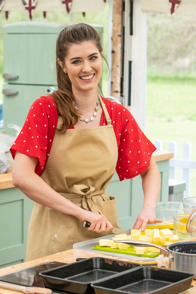 The Great British Bake Off contestant Alice